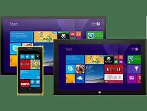 Windows App Development Services