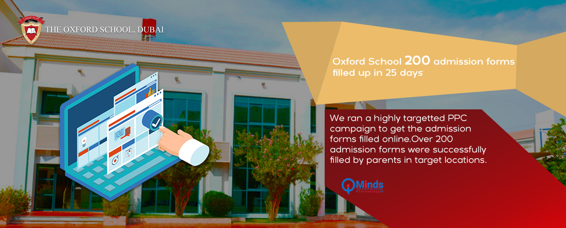 Online Marketing Services For Oxford School