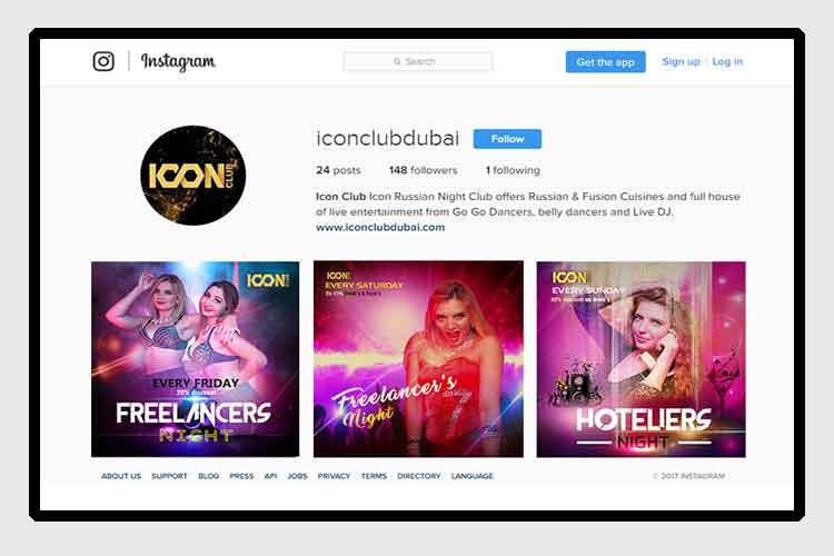 Icon Club Dubai