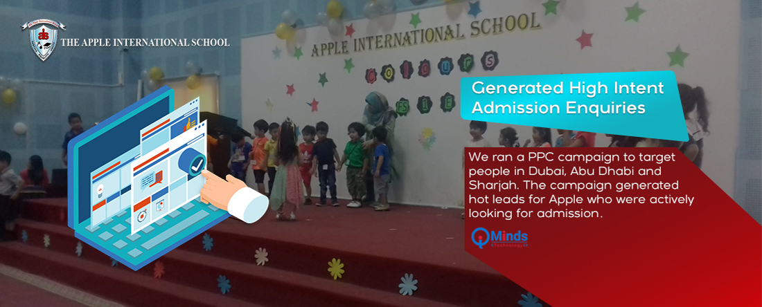 Advertising Services For Apple-School UAE