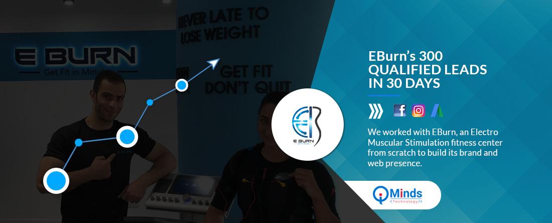 Marketing Services For eburnfitness Abu Dhabi
