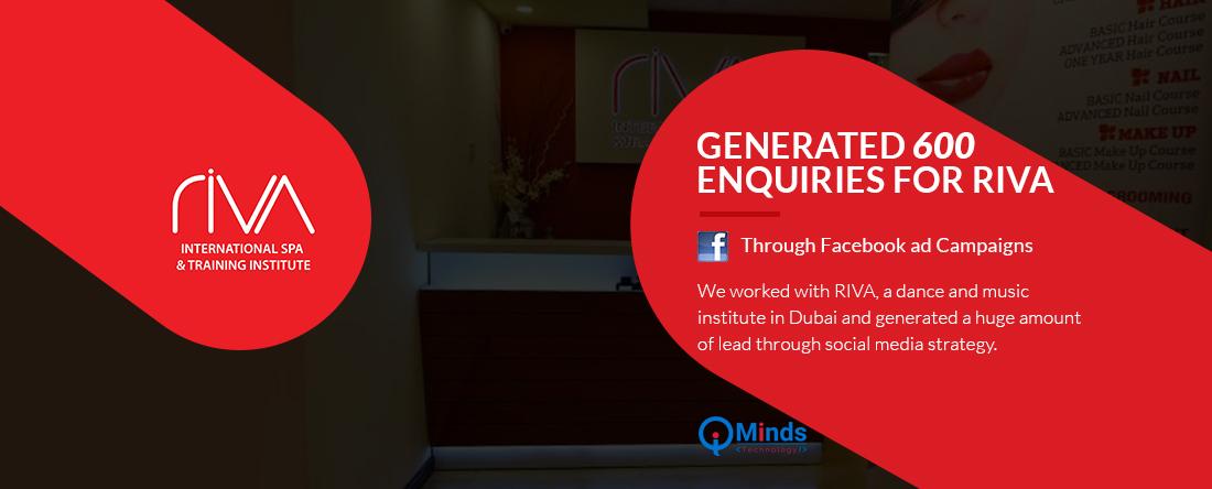 Marketing Services For Riva Dubai
