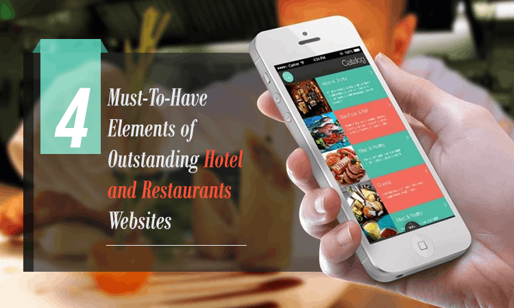 Restaurants & Hotel Website Design Tips Ideas